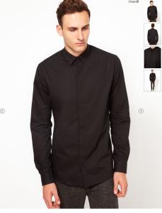 Iro Plain Shirt