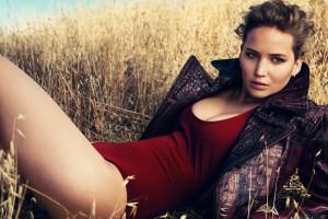 Prom Model - Jennifer Lawrence