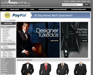 Suits For Men Online : buy suits online