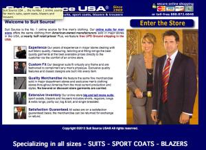 Suit Source : buy suits online
