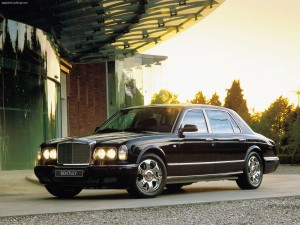Prom Car : Bentley Arnage