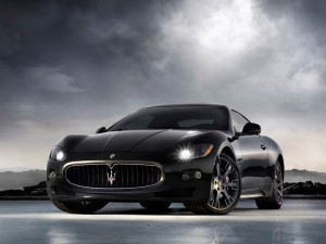 Prom Cars : Maserati Granturismo