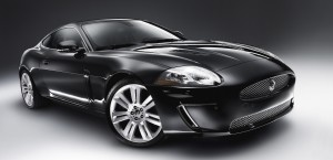 Prom Car : Jaguar XKR coupe