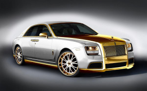 Prom Cars : Rolls Royce Ghost