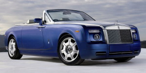 Prom Cars : Rolls Royce Phantom Drophead