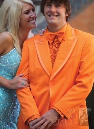 The Novelty style :Dumb Orange Version