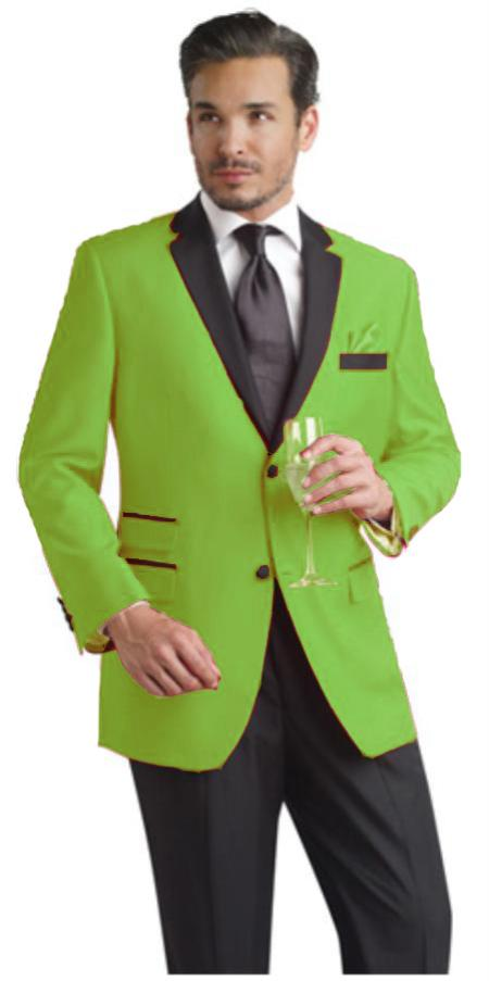Stand Out! Colored Tuxedos and Suits | Prom Squad