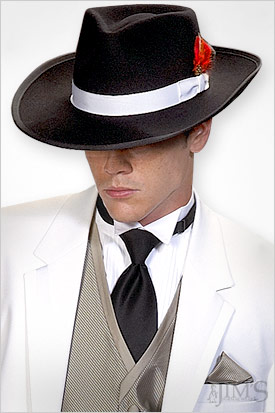 Fedora Hats: best hats for prom