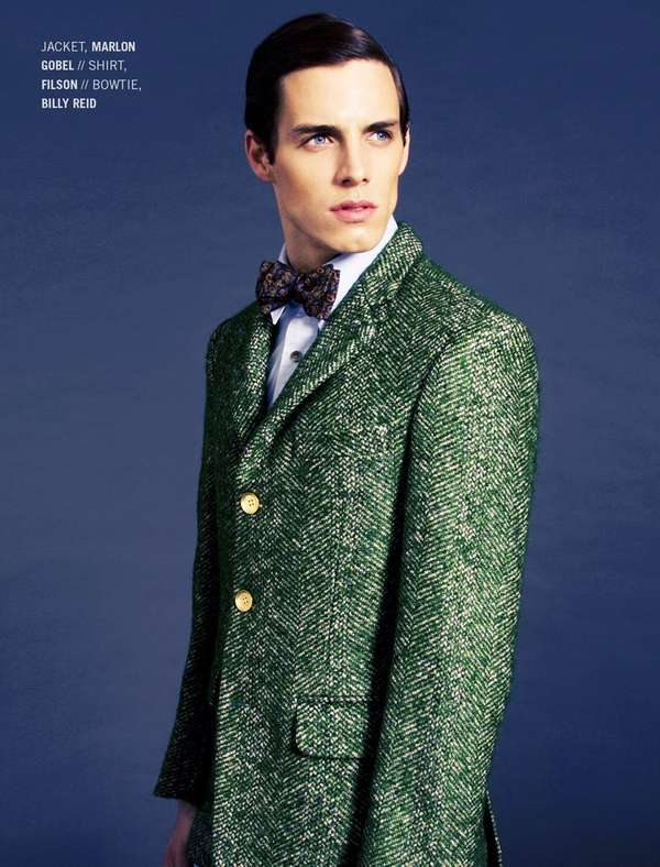 Old Money Menswear Shoots: STAND OUT! COLORED TUXEDOS & SUITS