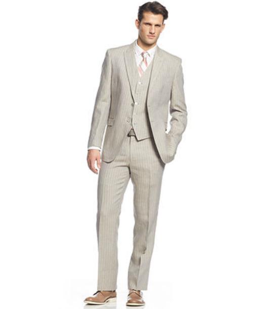 Men's Skinny Suit Pants