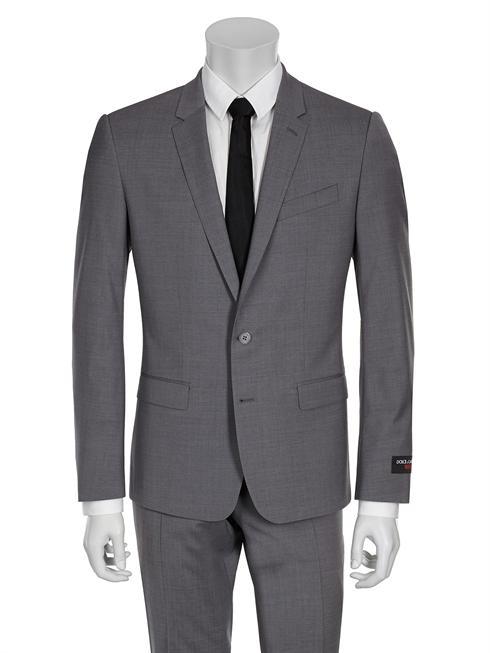Gray Dolce & Gabbana suit