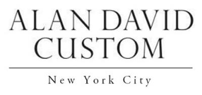 Alan David NYC Menswear Store