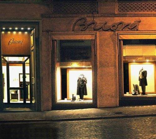 Brioni Menswear Store